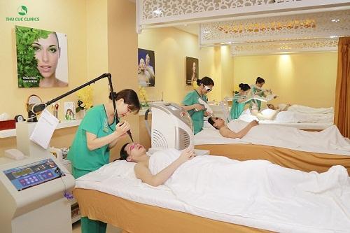 thu-cuc-clinics-dia-chi-lam-dep-uy-tin-noi-sac-dep-toa-sang