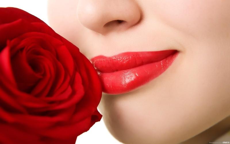 Chăm sóc vùng da quanh miệng