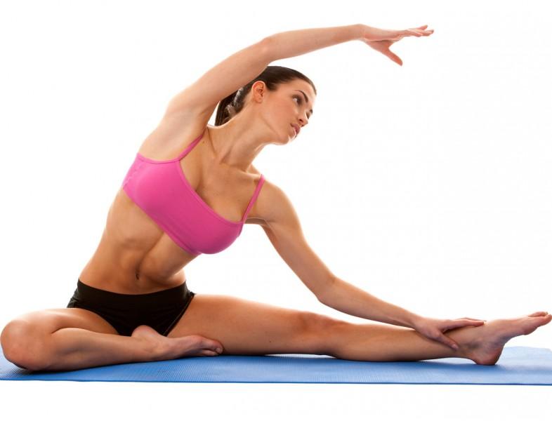 Giảm béo bằng yoga