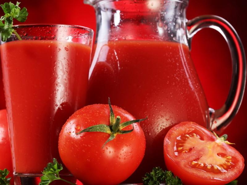 Giảm béo từ cà chua