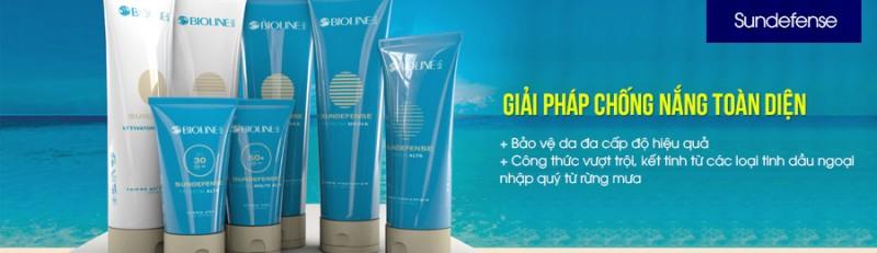 Các sản phẩm kem chống nắng mang hiệu quả bảo vệ da vượt trội