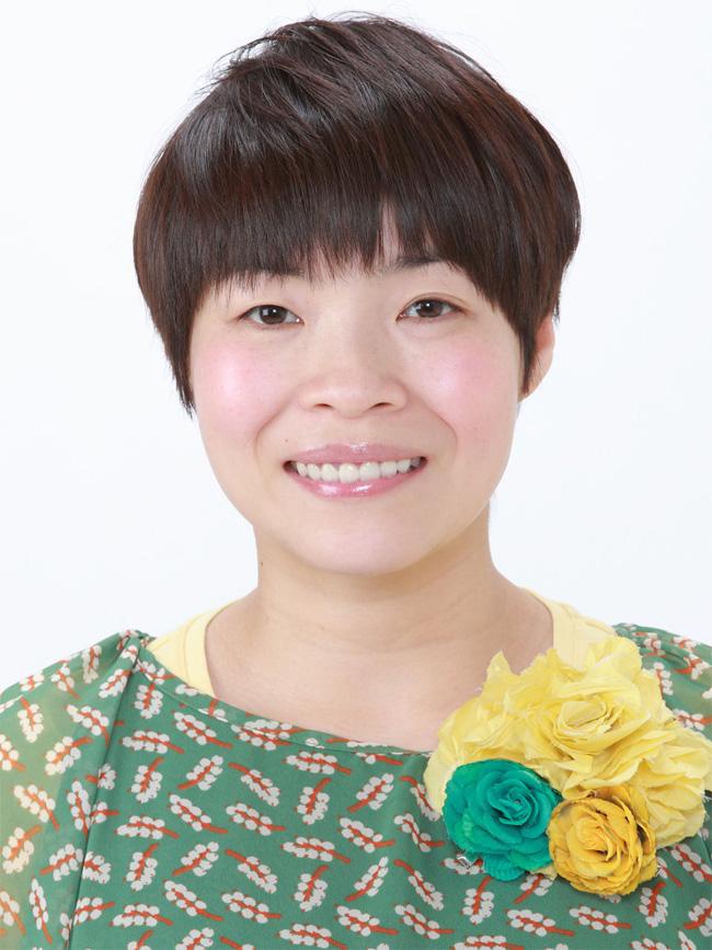 Tuy nhan sắc không nổi trội nhưng khó có ai có thể chê làn da trắng hồng của nghệ sĩ hài Hanako Yamada.