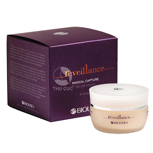Kem dưỡng mắt môi bổ sung Vitamin – De-Ox Vitamin Eye and Lip Contour Cream