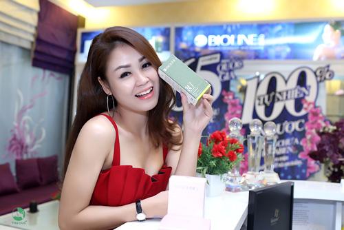 Diễn viên Thu Trang: Spa định kỳ giúp tôi luôn rạng rỡ
