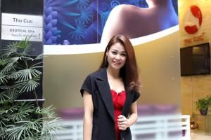 Diễn viên Thu Trang: Spa định kỳ giúp tôi luôn rạng rỡ.