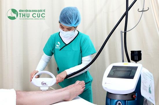 Triệt lông bằng Laser Diode đảm bảo hiệu quả và an toàn tuyệt đối.