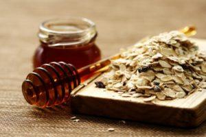 Tắm trắng yến mạch mật ong