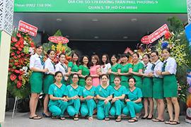 Cơ sở 13: Thu Cúc Clinic Sài Gòn Quận 5
