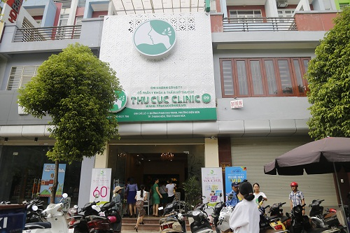 Địa chỉ tắm trắng tại Thanh Hóa