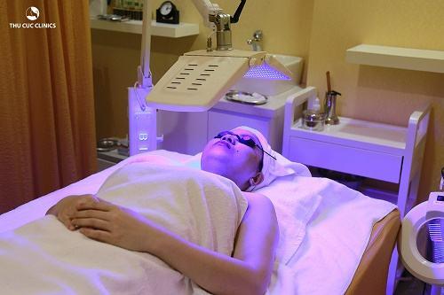 Blue Light là công nghệ trị mụn an toàn và cho hiệu quả tối ưu nhất hiện nay.