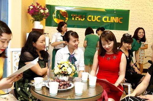Thu Cúc Clinics là thương hiệu chăm sóc và điều trị thẩm mỹ da hàng đầu toàn quốc, được hàng triệu khách hàng tin yêu, lựa chọn.