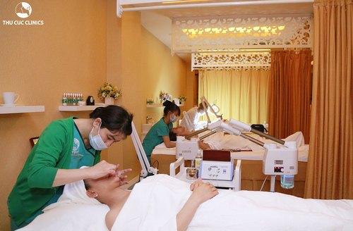 Tại Thu Cúc Clinics, làn da của khách hàng sẽ được thấu hiểu và chăm chút kỹ lưỡng.