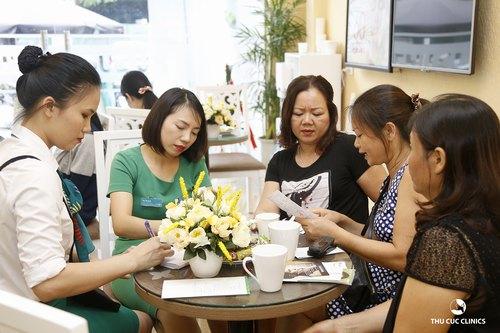 Thu Cúc Clinics là địa chỉ chăm sóc và điều trị thẩm mỹ da uy tín lâu năm, được các chị em tin yêu, lựa chọn.
