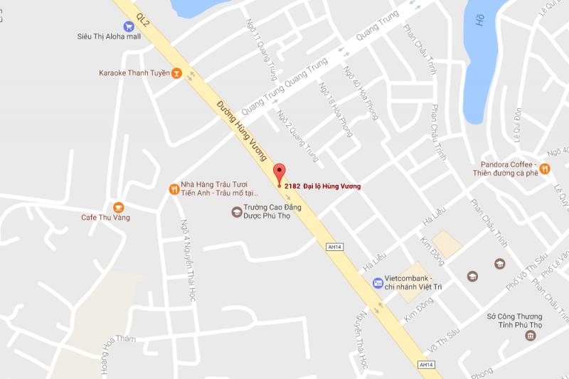 Cơ sở 7: Thu Cúc Clinic Phú Thọ