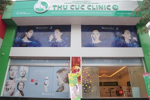 Thu Cúc Clinic Bắc Giang – Spa làm đẹp uy tín cho phái đẹp Hà Bắc