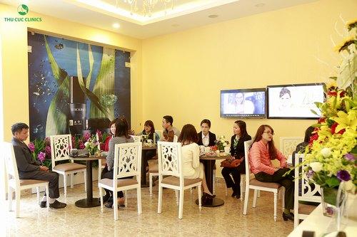 Thu Cúc Clinic tại địa chỉ 115 Nguyễn Gia Thiều, phường Suối Hoa là một trong số những spa uy tín tại Bắc Ninh được yêu thích nhất.