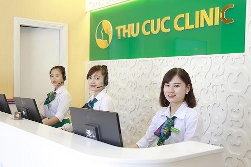 Dịch vụ chăm sóc khách hàng tại Thu Cúc Clinics tận tình chu đáo
