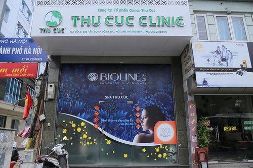 Thu Cúc Clinic Tây Sơn – Spa làm đẹp uy tín tại Hà Nội