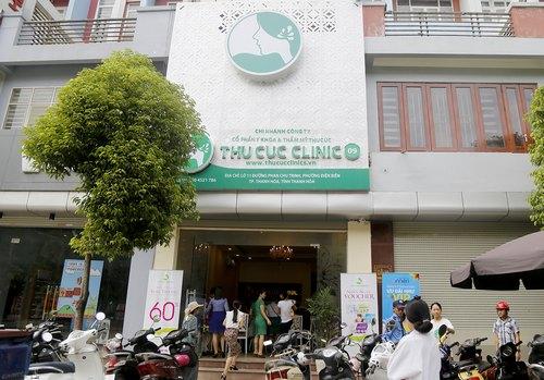 Thu Cúc Clinic Thanh Hóa khai trương từ cuối tháng 7/2016 và nhanh chóng trở thành spa làm đẹp yêu thích của các chị em nơi đây.
