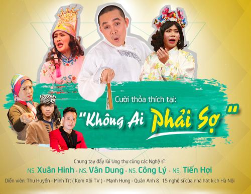 Từ nay đến trước ngày 6/5, khách hàng Phú Thọ có thể tới ngay Thu Cúc Clinics để làm đẹp và có cơ hội nhận được vé khám tầm soát ung thư + vé kịch hấp dẫn.