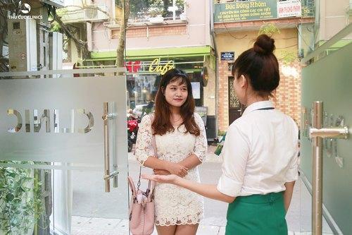 Spa trị mụn hiệu quả ở Sài Gòn mà cô bạn Lan Hương nhắc đến chính là Thu Cúc Clinic – thương hiệu chăm sóc và điều trị thẩm mỹ da uy tín hàng đầu toàn quốc với hàng loạt cơ sở trải dài từ Bắc vào Nam.