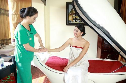 Thu Cúc Clinics với dịch vụ tắm trắng hiện đại, hiệu quả và an toàn.