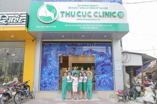 Thu Cúc Clinics - địa chỉ chăm sóc và điều trị các vấn đề về da đầu ngành