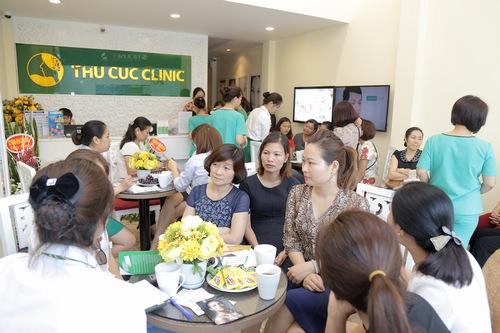 Thu Cúc Clinics - đơn vị chăm sóc và điều trị các vấn đề về da đầu ngành được đông đảo chị em quan tâm