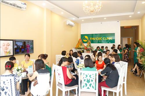 Thu Cúc Clinics là địa chỉ làm đẹp được hàng triệu khách hang trên toàn quốc tin yêu.