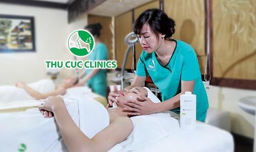 Thu Cúc Clinics thực hiện rất thành công các phương pháp tắm trắng sử dụng công nghệ hiện đại.