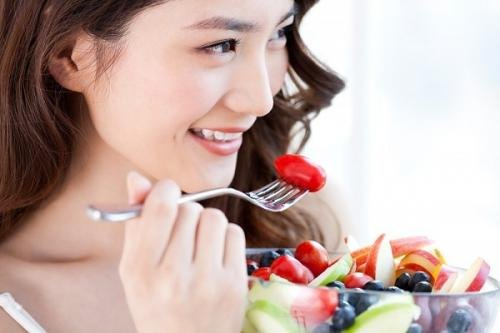 Chế độ ăn uống ảnh hưởng trực tiếp tới sức khỏe của làn da.