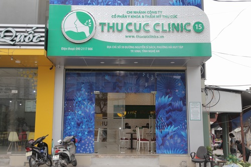 Thu Cúc Clinics - địa chỉ thẩm mỹ hàng đầu cả nước đang ứng dụng thành công Blue Light