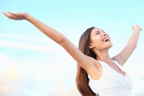 Tráng căng thẳng, stress là cách ngăn ngừa mụn lưng xuất hiện