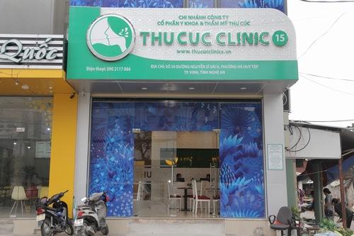 Thu Cúc Clinics - địa chỉ trị mụn lưng an toàn - hiệu quả được đông đảo chị em tin chọn