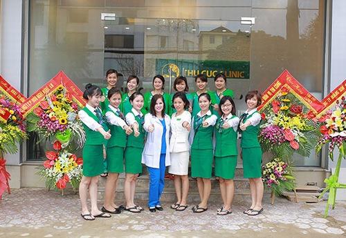 Đội ngũ bác sĩ, kỹ thuật viên tại Thu Cúc Clinics