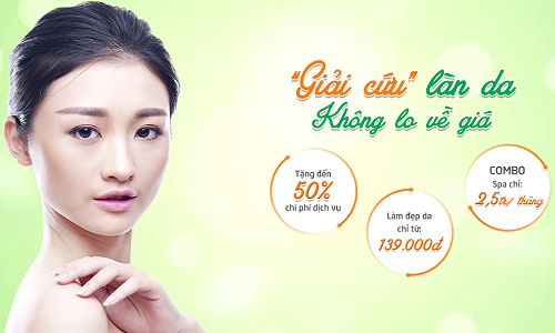 """Chăm sóc và điều trị thẩm mỹ da tại Thu Cúc Clinics là bí quyết giúp phái đẹp Việt sở hữu làn da """"không tuổi""""."""