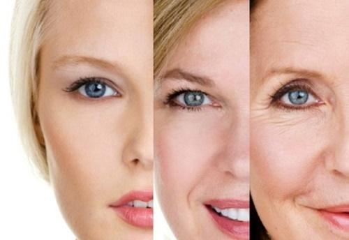 """Làn da """"lão hóa"""" là nỗi lo hàng đầu của phụ nữ tuổi 30+."""