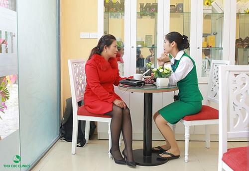 Thu Cúc Clinics luôn đi đầu trong việc ứng dụng những công nghệ làm đẹp hiện đại.