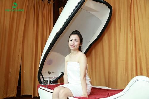 Phương pháp tắm trắng này sử dụng kết hợp với các dưỡng chất làm trắng da có chiết xuất hoàn toàn từ thiên nhiên.
