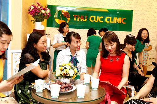 Không ngừng mở rộng quy mô, chất lượng dịch vụ và phạm vi hoạt động, Thu Cúc Clinics nhanh chóng chiếm được vị thế hàng đầu và không phụ lòng tin yêu, mong mỏi của mọi người.