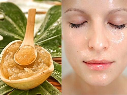 Nên sử dụng các phương pháp tẩy da tự nhiên để bảo vệ làn da an toàn.
