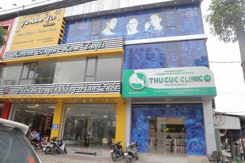 Thu Cúc Clinics đơn vị chăm sóc và điều trị các vấn đề về da đầu ngành