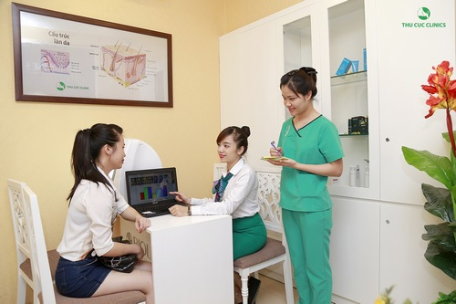 Quy trình điều trị mụn đảm bảo chuyên biệt giúp khách hàng đạt được hiệu quả tối ưu