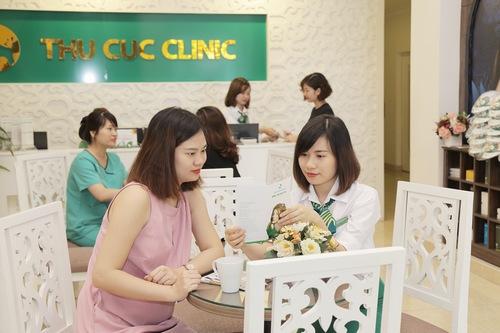Dịch vụ trị mụn tại Thu Cúc Clinics được đông đảo chị em tin chọn