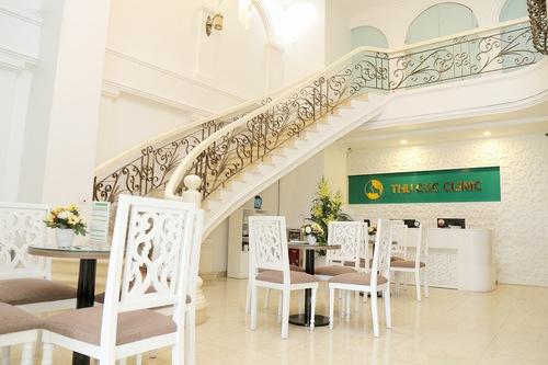 Thu Cúc Clinics là một trong những địa chỉ trị mụn tại Phú Thọ uy tín