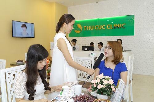 Thu Cúc Clinics đem tới cho chị em cơ hôi làm đẹp cao cấp với gói ưu đãi.
