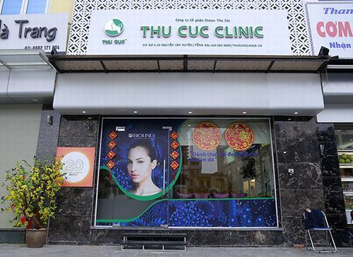 Thu Cúc Clinics đang áp dụng rất nhiều các phương pháp tẩy da chết cho da nhờn an toàn