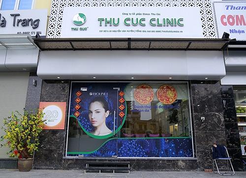 Thu Cúc Clinics đang ứng dụng các phương pháp tẩy da chết an toàn