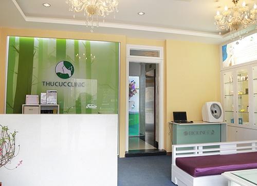 Thu Cúc Clinics - cơ sở làm đẹp uy tín được rất nhiều các chị em lựa chọn
