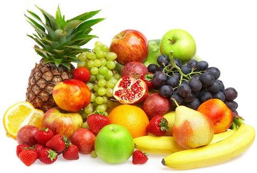 Bổ sung dưỡng chất bằng các loại nước ép hoa quả giúp ngăn ngừa mụn từ bên trong
